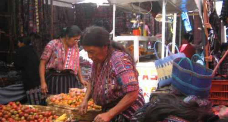 Mayan Small Routes adventures Market Solola