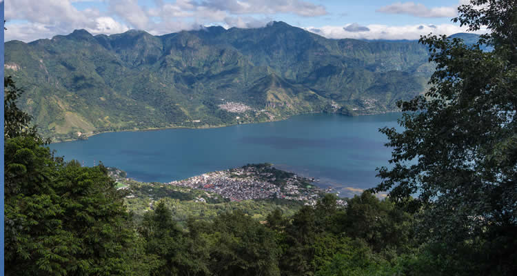 Lake Atitlan urban adventures