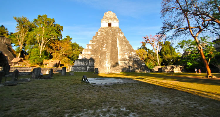 Tikal Temples Small group guided tours