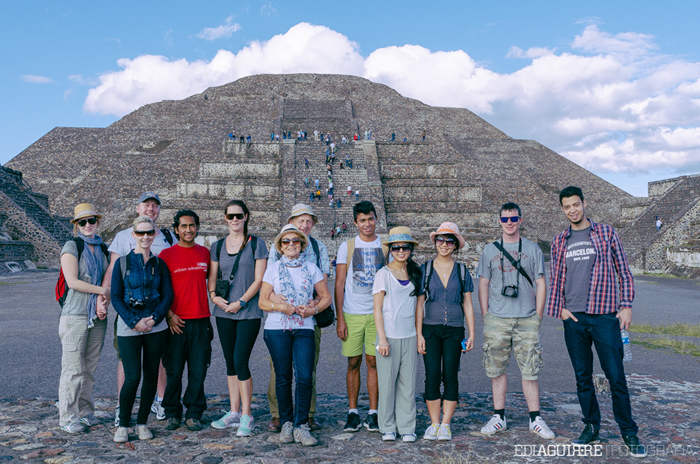 Mexico city tours Hidden Teotihuacan Family Dinner