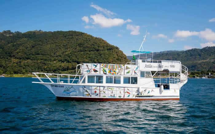 Lake Atitlan Boat Service