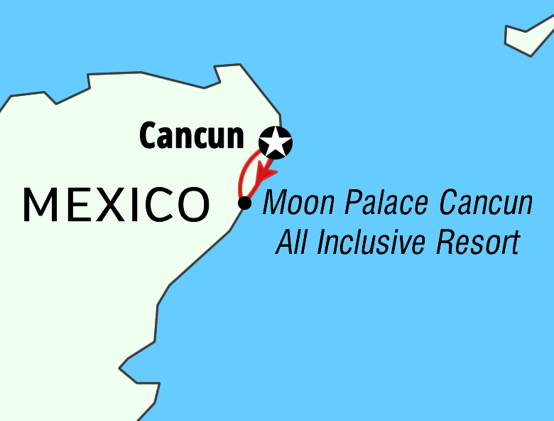Moon Palace Cancun All Inclusive Resort