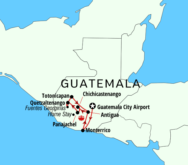 Colors adventure of guatemala tours